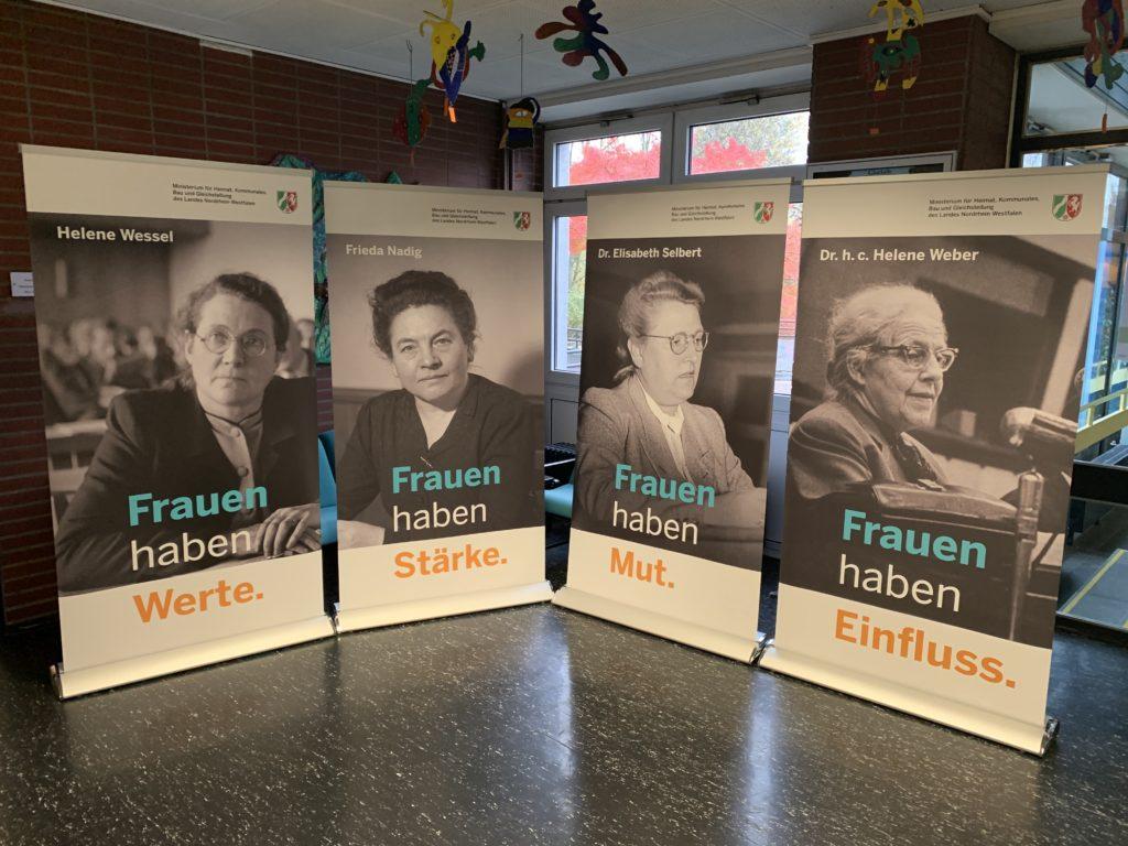 FRAUENWAHLRECHT/ GRUNDGESETZ