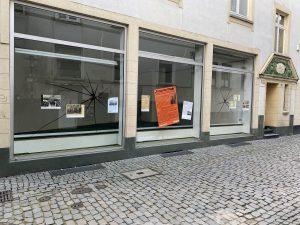 Gemeinsames Bildungsprojekt mit der Villa ten Hompel in Münster und dem Stadtarchiv Hattingen (am 10.11.2020)