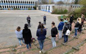 Online-MINT-Projekt mit der Ruhr-Universität Bochum – Urkundenverleihung am 16.4.2021